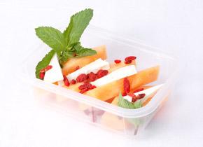 Ukázka krabičkové diety - svačina