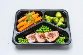 Ukázka krabičkové diety